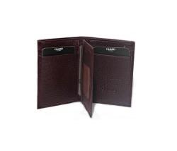 Guard Men's Leather Wallet / 863 / Burgundy - Thumbnail