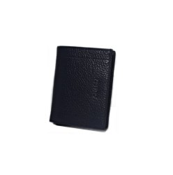 Guard Leather - Guard Men's Leather Wallet / 863 / Navy Blue