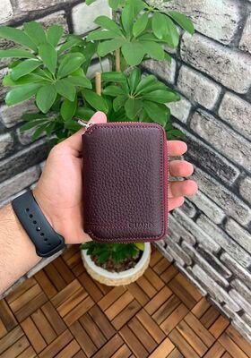 Guard Men's Leather Wallet / 796