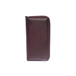 Guard Leather - Guard Unisex Leather Wallet / 3016 / Burgundy