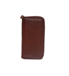 Guard Unisex Leather Wallet / 3016 / Ginger - Thumbnail