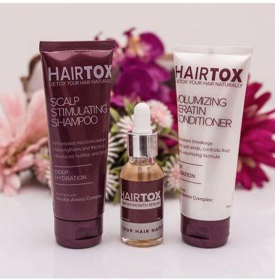Hairtox Care collection