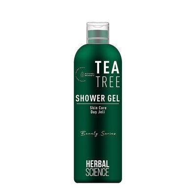 HERBAL SCIENCE TEA TREE BODY WASH