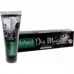 Norm Bitkisel - Herbatech Toothpaste Black Carbon 75 ML