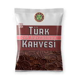 Kahve Dünyası - كافي دنياسي قهوة تركية محمصة عالية 100 جرام
