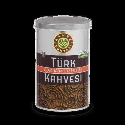 Kahve Dünyası High Roasted Turkish Coffee 250g