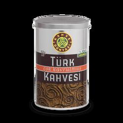 Kahve Dünyası High Roasted Turkish Coffee 250g - Thumbnail