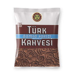 Kahve Dünyası - كافي دنياسي - قهوة تركية بالمستكة 100 غرام