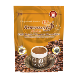 - Kervansaray Turkish Coffee with Mastic Flavor 200 gr