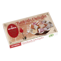Koska - Koska Mixed Flauvored Turkish Delight 500 gr