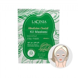 Norm Bitkisel - Lacinia Coconut Clay Mask 20 GR