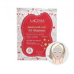 Norm Bitkisel - Lacinia Hyaluronic Acid Clay Mask 20 ML