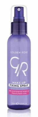 Golden Rose Make Up Fixing Spray