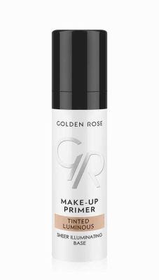 Golden Rose Make-up Primer Tinted Luminous