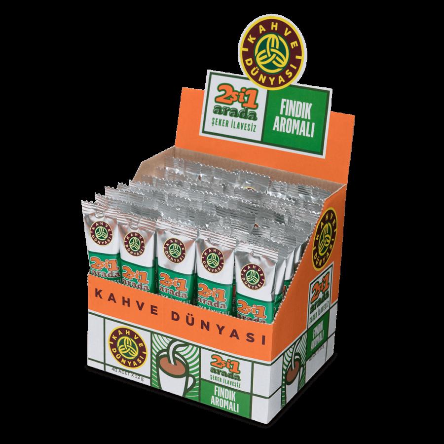 Kahve Dünyası Mastic Flavored 2in1 Full Package of 200