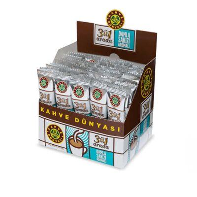 Kahve Dünyası Mastic Flavored 3in1 Full Package of 200