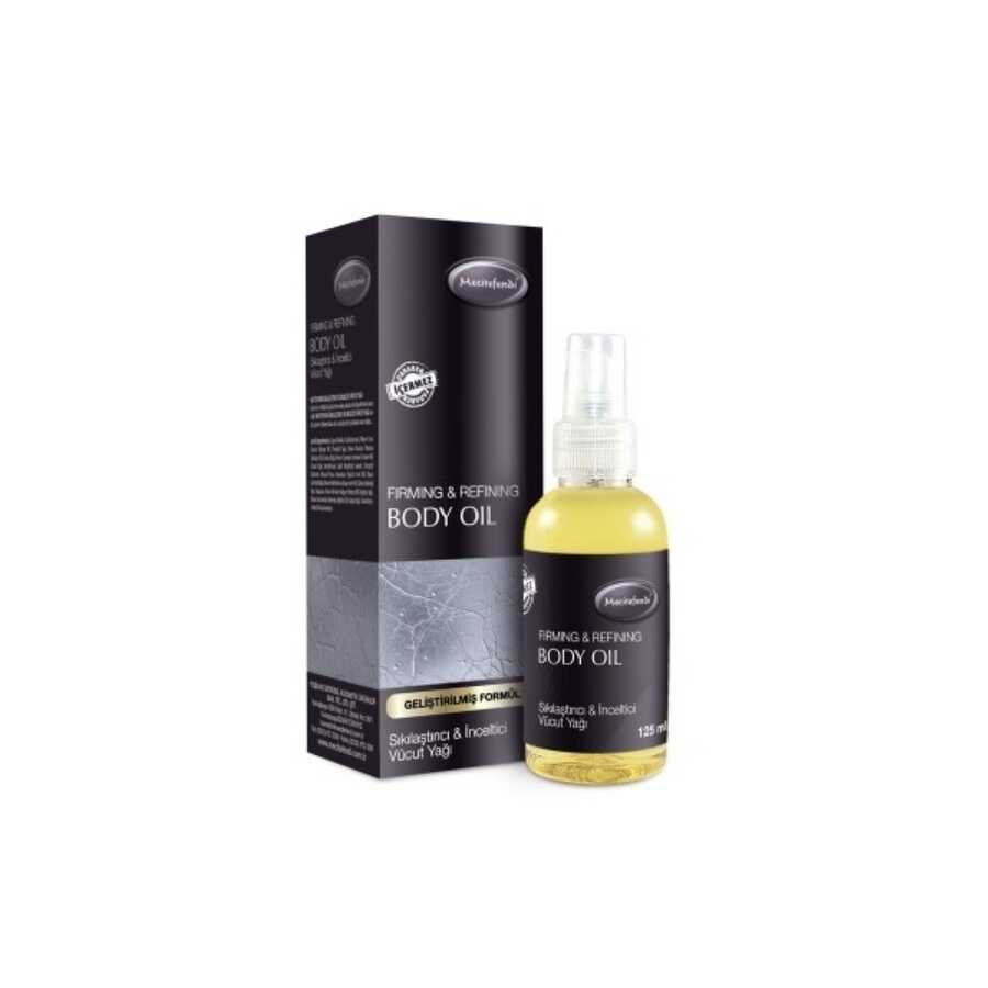 Mecitefendi Firming & Thinning Body Oil 125 ml