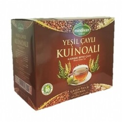 Mindivan - Mindivan Green Tea - Kinoa Mixed Herbal Tea 30's