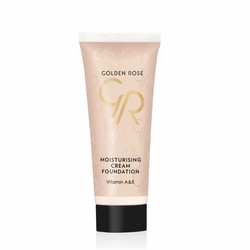 Golden Rose - Moisturising Cream Foundation - Nemlendirici Etkili Krem Fondöten - Outlet