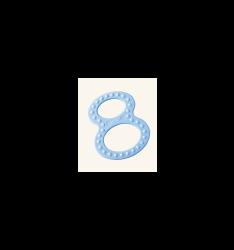 عضاضة الطفل - ازرق - Thumbnail
