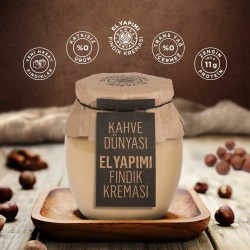 Kahve Dünyası - Nut Cream Hand Made 380 gr