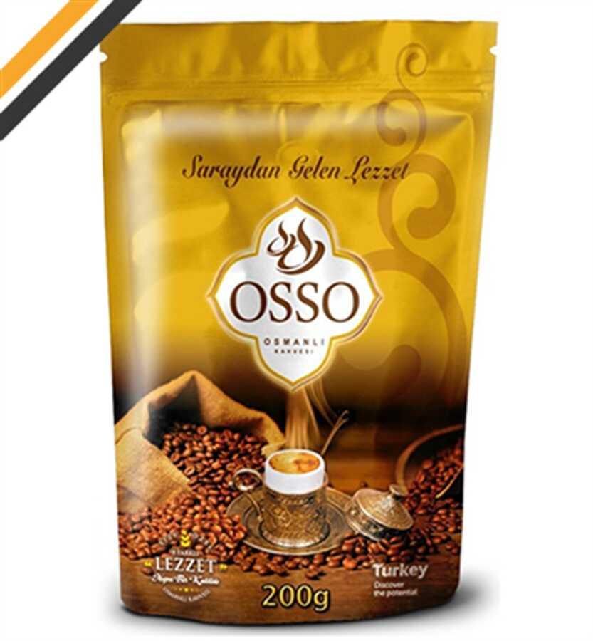 OSSO Ottoman Coffee 200 g