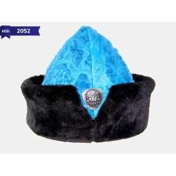 Bazarea - Ottoman Turquoise Cap