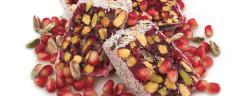 Hafız Mustafa - Hafız Mustafa Pomegranate with Pistachio Croquant Delight 1 kg