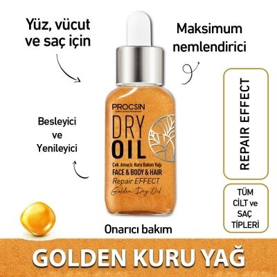 PROCSIN GOLD DRY OIL