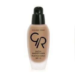 Golden Rose Satin Smoothing Fluid Foundation - Thumbnail