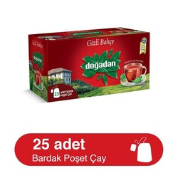 Doğadan - Doğadan Secret Garden Black Tea Bag