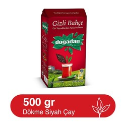Doğadan - Doğadan Secret Garden Black Tea