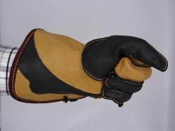 Turkish Falconry Equipment - The Falconry Glove 1