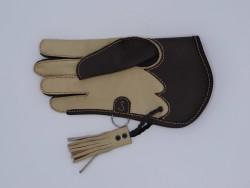 Turkish Falconry Equipment - The Falconry Glove 6