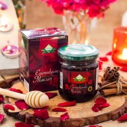 Themra - مجموعة العسل المقوي مكونة من 3 عبوات العبوة الواحدة 240 جرام