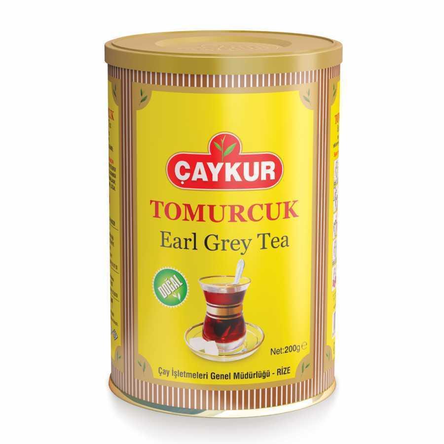 Çaykur Tomurcuk Earl Grey Tea 200 gr