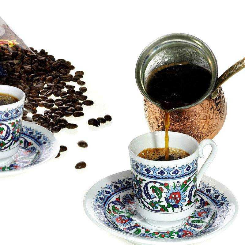 Topkapı Coffee Cups Set