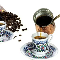 Bazarea - Topkapı Coffee Cups Set