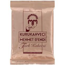 Kurukahveci Mehmet Efendi - Kurukahveci Mehmet Turkish Coffee 100 gr