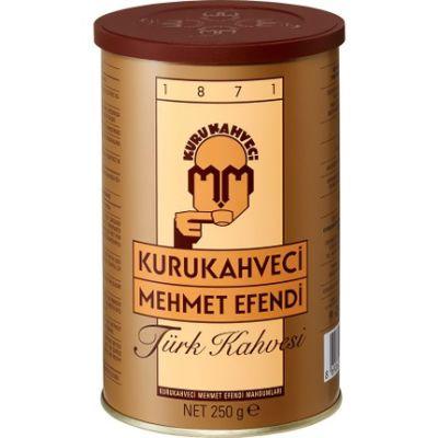 Kurukahveci Mehmet Turkish Coffee 250 gr