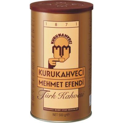 Kurukahveci Mehmet Turkish Coffee 500 gr