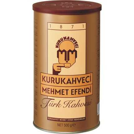 Kurukahveci Mehmet Turkish Coffee 500 gr