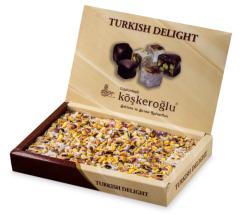 Köşkeroğlu - Köşkeroğlu Turkish Delight with Pistachio