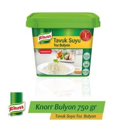 - Turkish Maggie chicken Spices Knorr 750 grams
