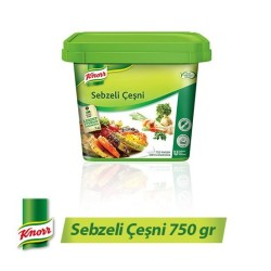 - Turkish Maggie Vegetables Spices Knorr 750 grams