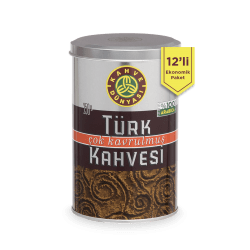 Kahve Dünyası - Kahve Dünyası Very Roasted Turkish Coffee 250 gr 12-Piece Economic Package