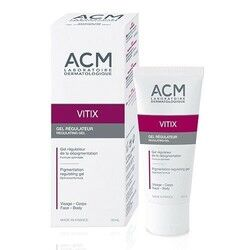 VITIX GEL 50ml. Vitiliginous Skin Treatment - Repigmentation - ACM LABORATOIRE