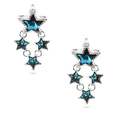 Welch Swarosvki Women's Earrings