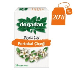 Doğadan - Doğadan White Tea with Orange Flowers